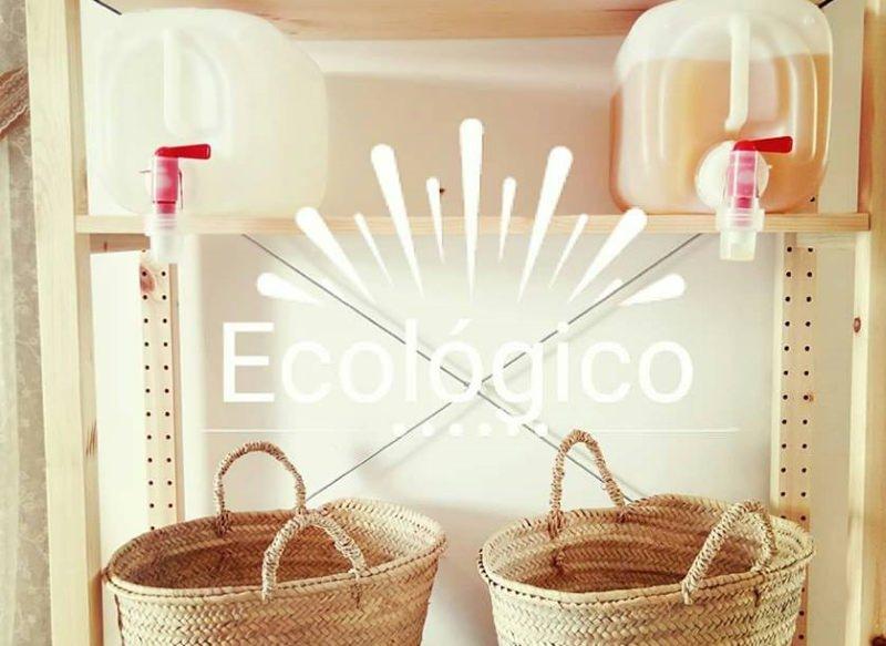 Agora já pode comprar detergentes ecológicos a granel