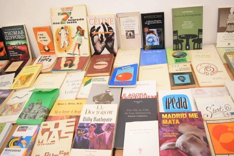 Troque os seus livros na Feira do Livro Dado de Coimbra