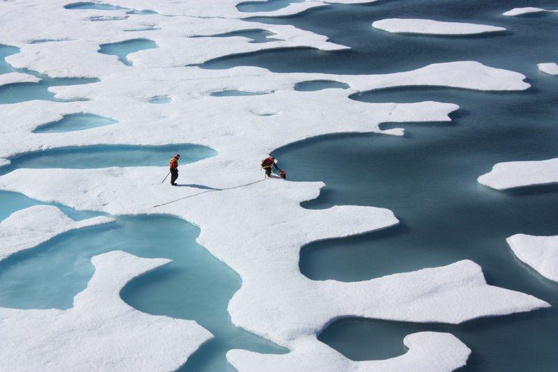 Pesca comercial proibida em grande parte do Oceano Ártico