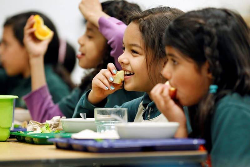 Distrito escolar da Califórnia proíbe carnes processadas nas refeições