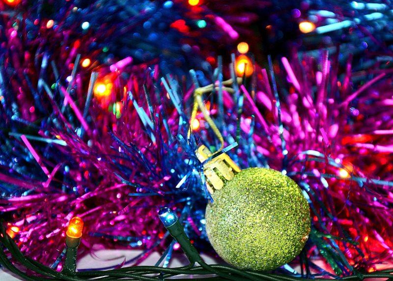 Este Natal, diga não à purpurina, às fitas e às decorações de plástico