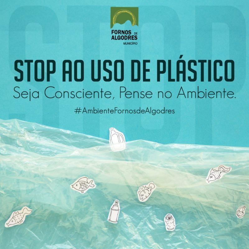 Plástico Proibido nas Infraestruturas do Município de Fornos de Algodres