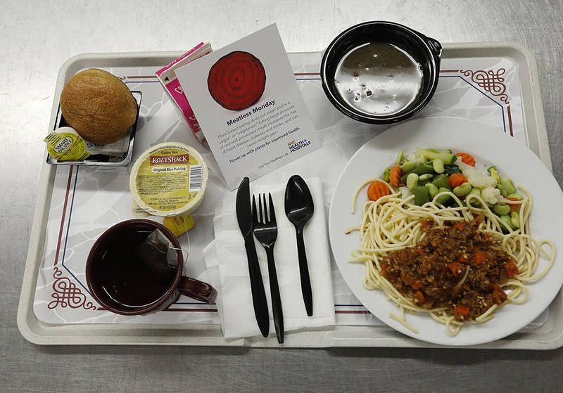 Hospitais de Nova Iorque servem agora refeições vegans para as Segundas sem carne