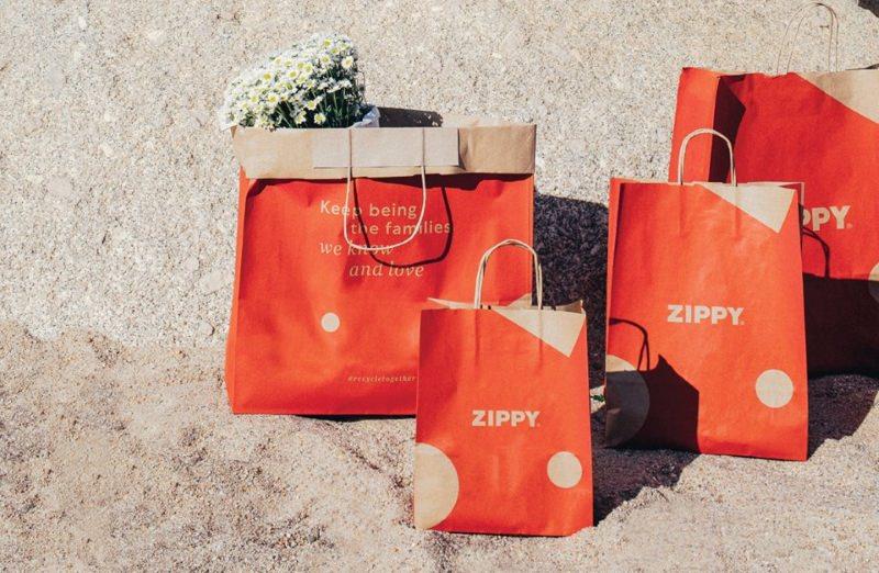 Zippy vai acabar com os sacos de plástico e deixar de dar balões às crianças