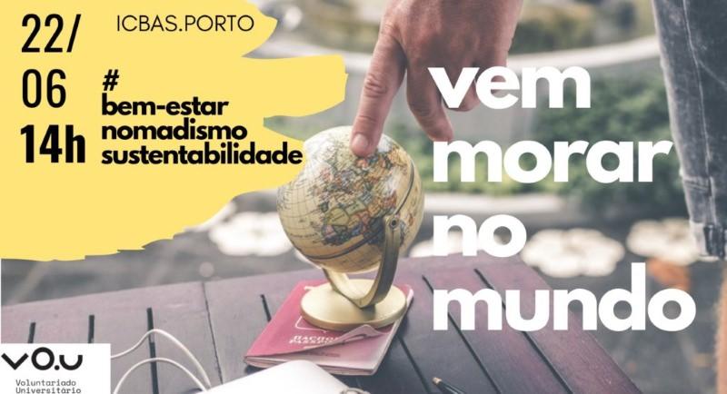 """O UniPlanet vai participar no evento """"No Footprint Nomads Summit – Vem morar no mundo"""""""