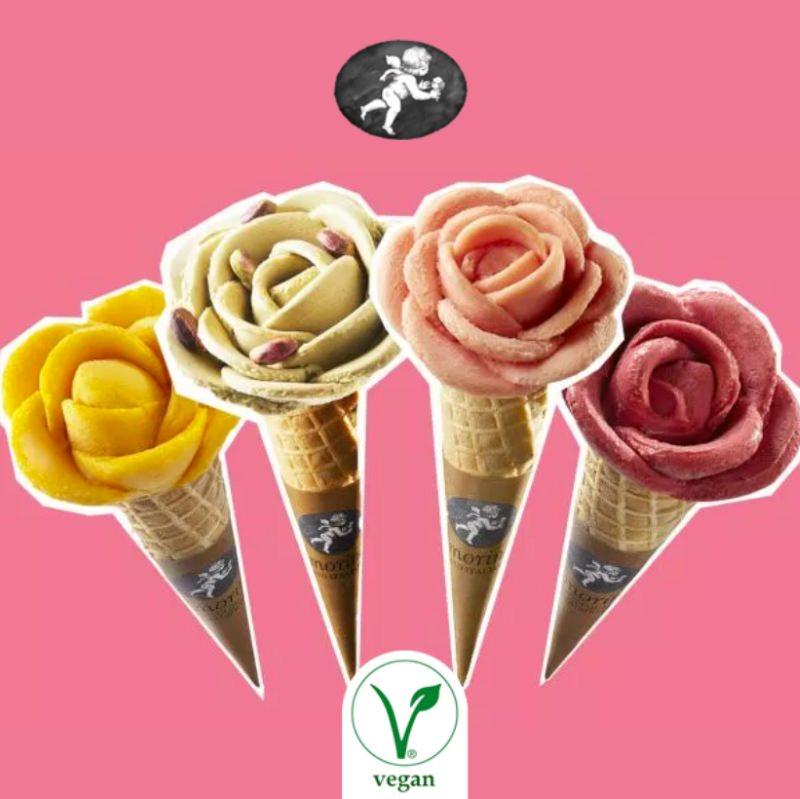 Amorino lança novos gelados vegan