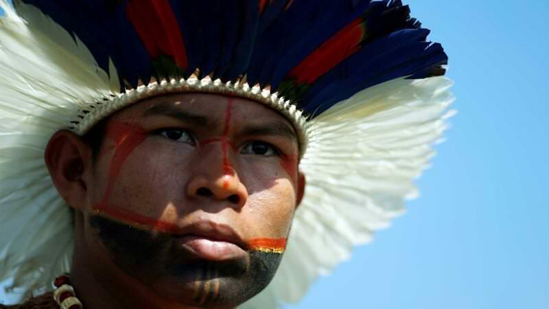Exploradores de mina de ouro expulsaram tribo na Amazónia depois da morte do líder