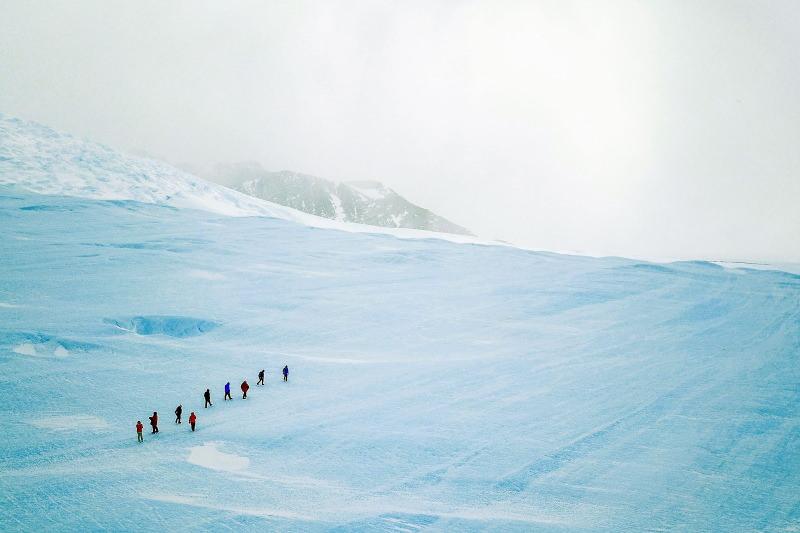 Airbnb procura 5 voluntários para participar em expedição científica na Antártida