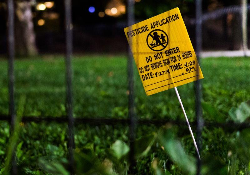 Paris e outras quatro cidades francesas proíbem uso de pesticidas