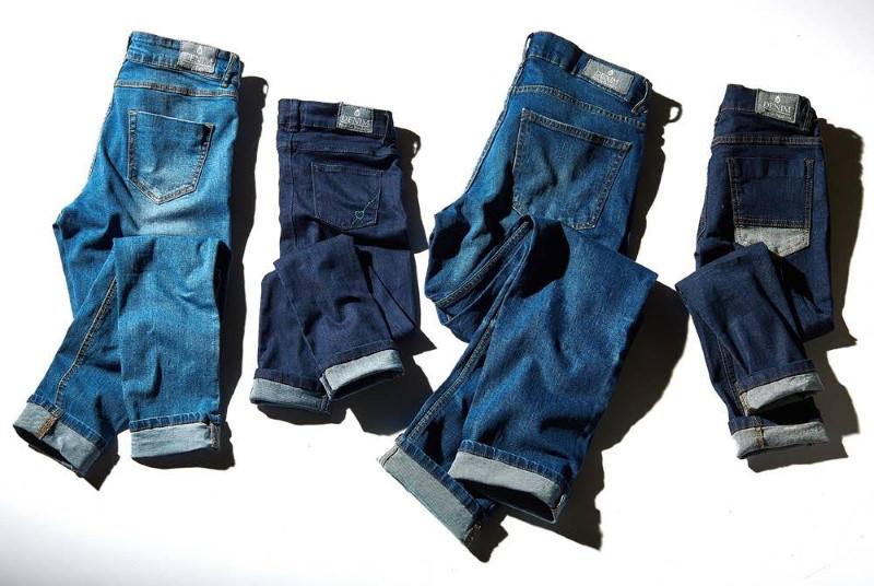 Auchan apresenta jeans da InExtenso Green com 20% de materiais reciclados