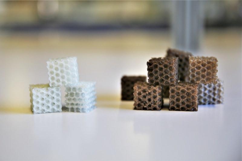 Universidade de Aveiro desenvolve espumas 3D com base na cortiça