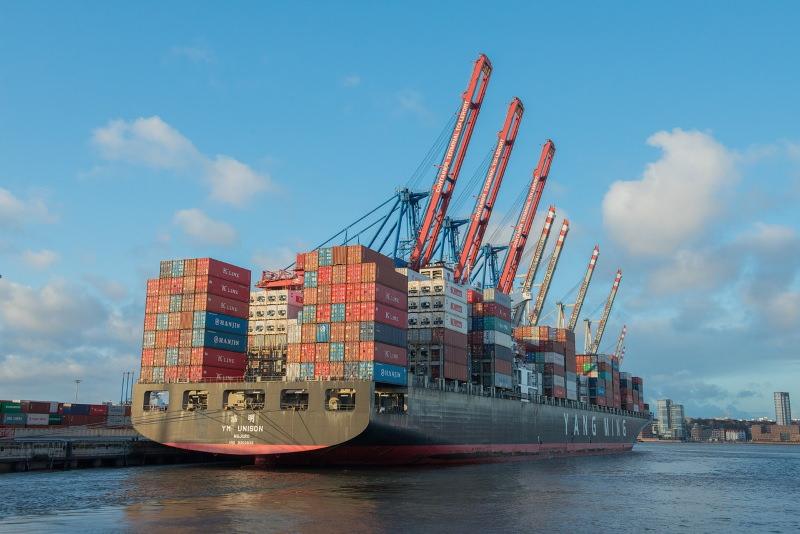Poluição do tráfego marítimo é preocupante e pode vir a aumentar