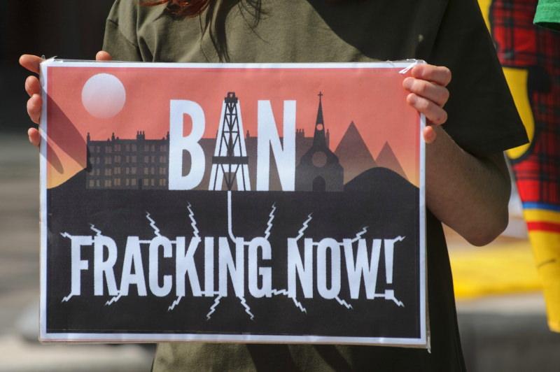 """Escócia prolonga proibição do """"fracking"""""""
