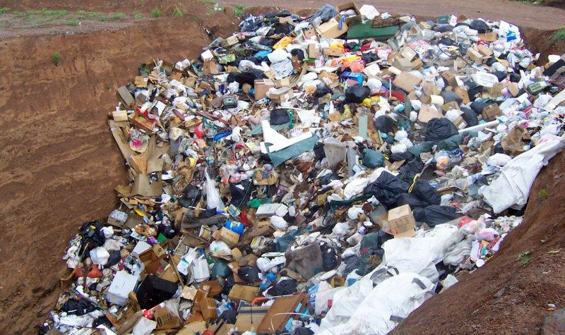Portugal está a receber o lixo de vários países europeus