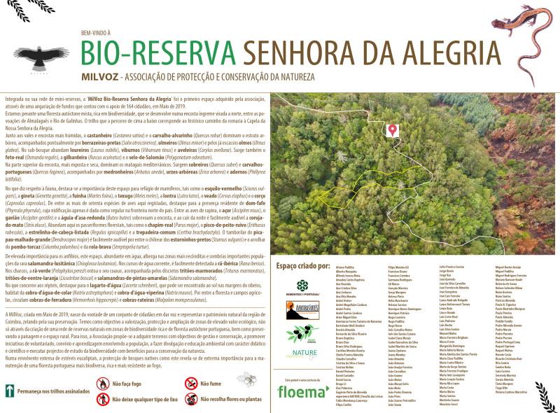 Bio-Reserva Senhora da Alegria