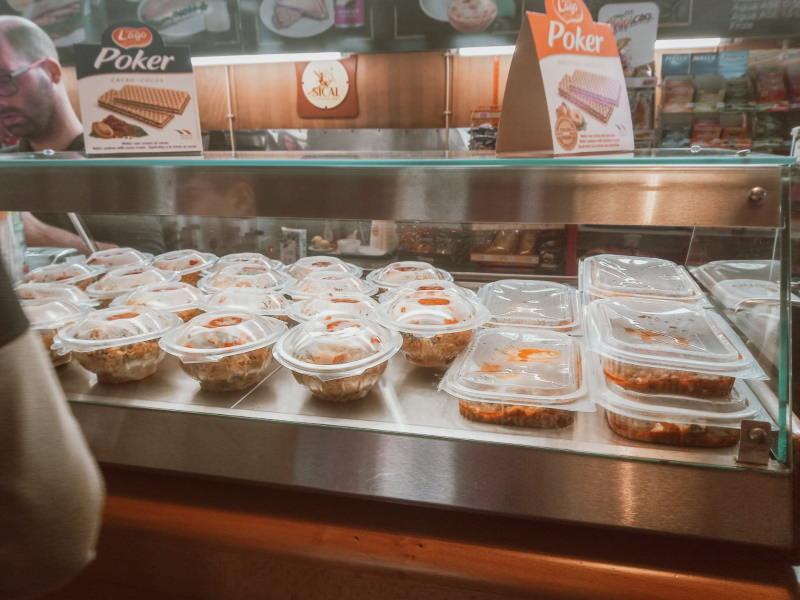 Cantina da UBI serviu em cuvetes de plástico desde o início do ano
