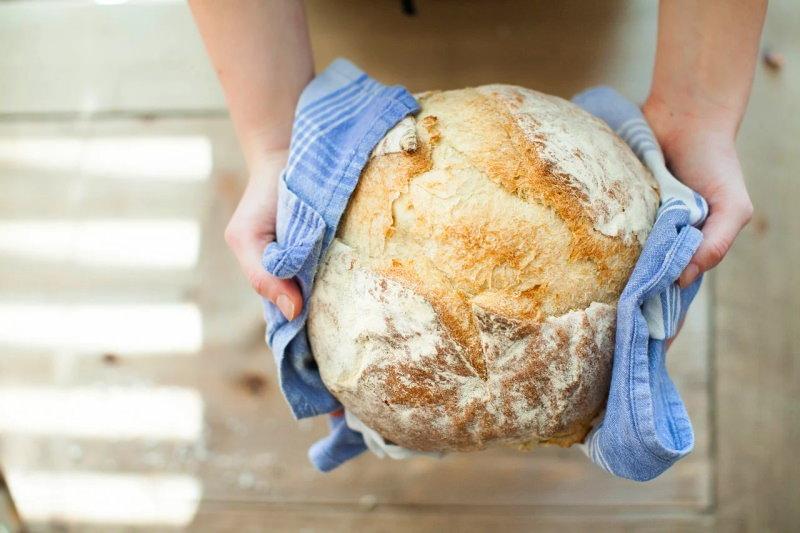 Vamos fazer pão em casa? (vídeo)