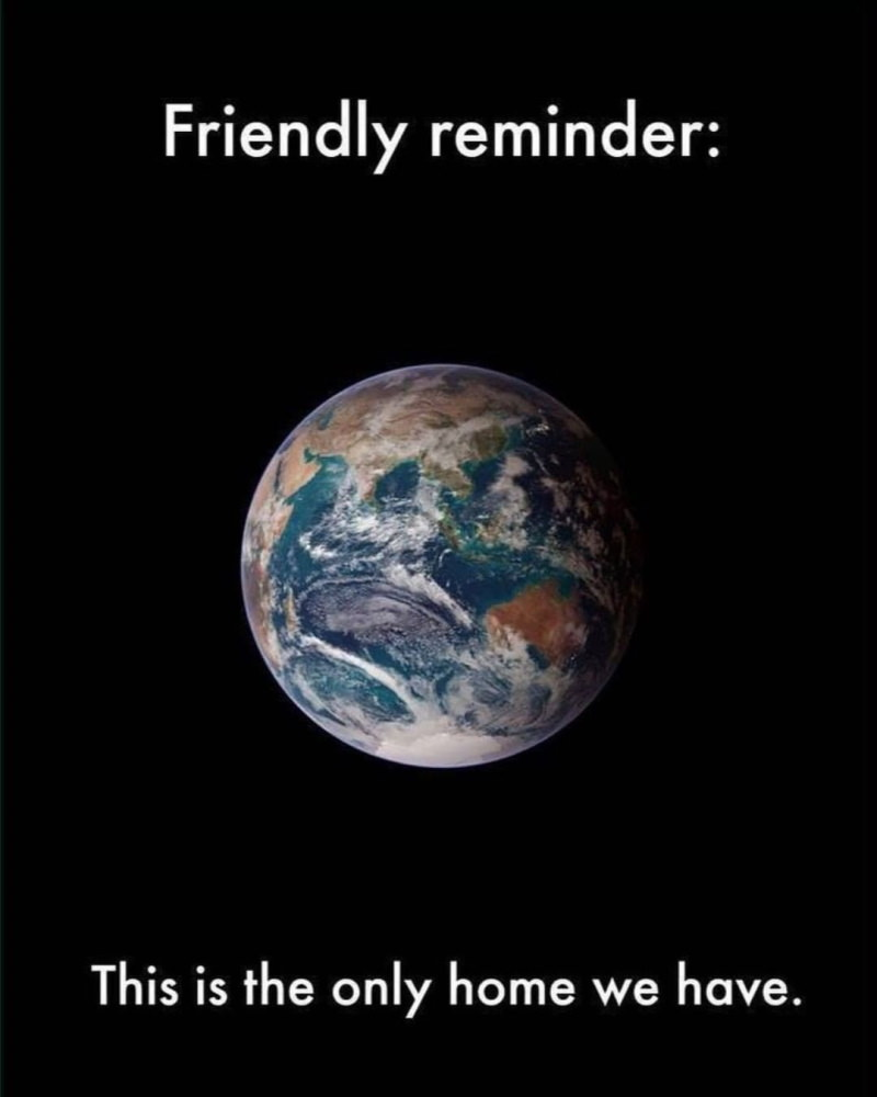 O Dia da Terra devia ser todos os dias!