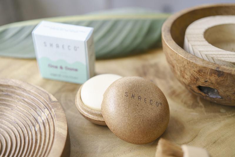 Shaeco: o champô sólido português que tem uma caixinha de cortiça