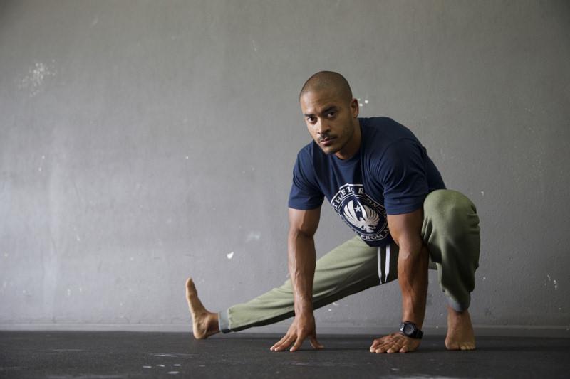 Vamos fazer exercício físico em casa?