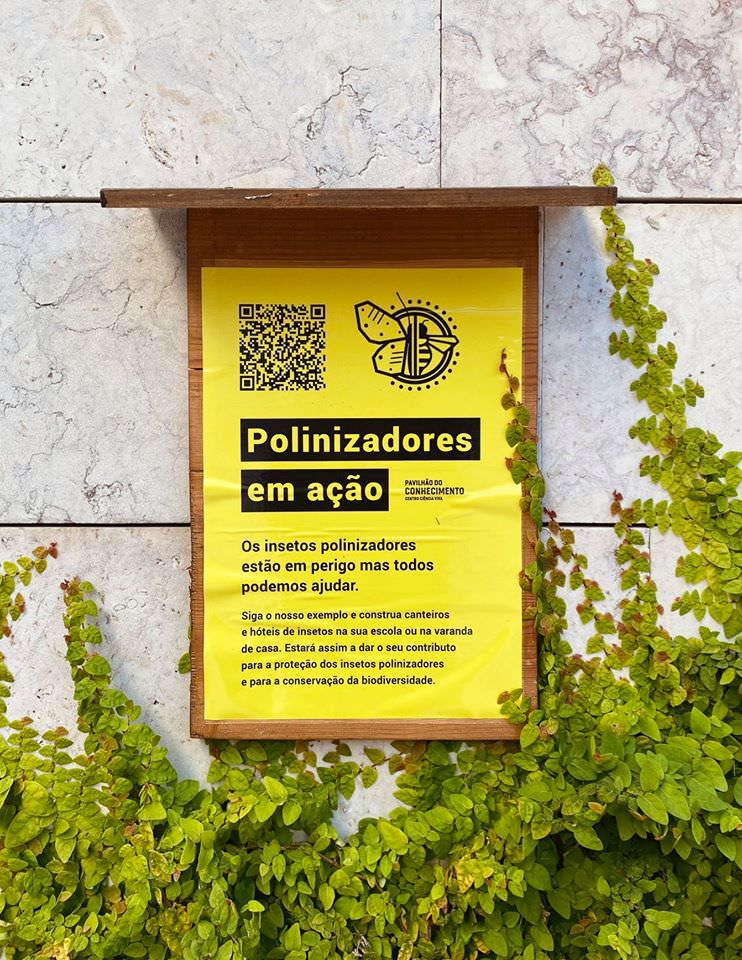 Hotel para abelhas