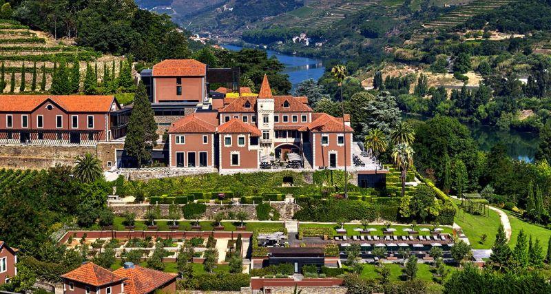 Six Senses Douro Valley, um hotel com uma das mais belas paisagens do país