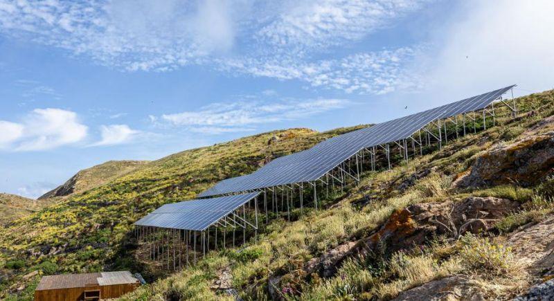 """Berlenga """"100% sustentável"""" depois de trocar diesel por painéis fotovoltaicos"""