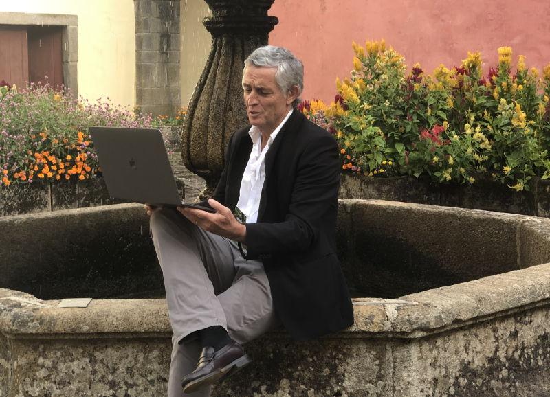 À conversa com Pedro Norton de Matos, mentor do Greenfest