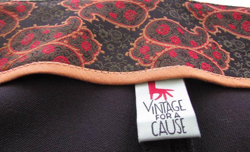 """""""Nos Bastidores"""" Nº2: Vintage For a Cause"""