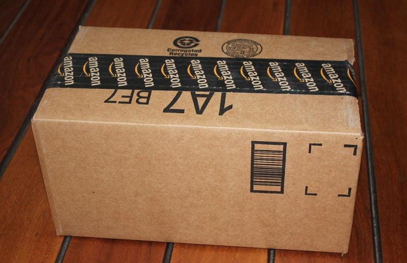 As embalagens desnecessárias usadas no envio das compras online