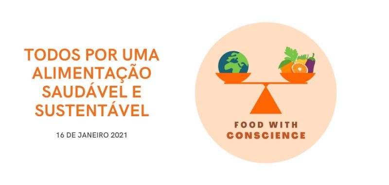 Summit Food with Conscience, um evento gratuito sobre alimentação consciente